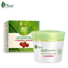 AVA Laboratorium Eco Garden krem do twarzy pomidor 50ml