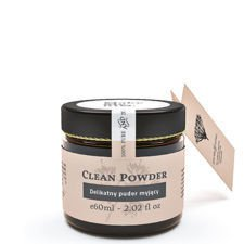 Make Me Bio Clean Powder delikatny puder myjący 60ml