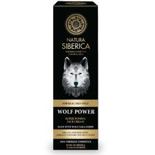 Natura Siberica MEN krem do twarzy tonizujący WOLF POWER 50ml