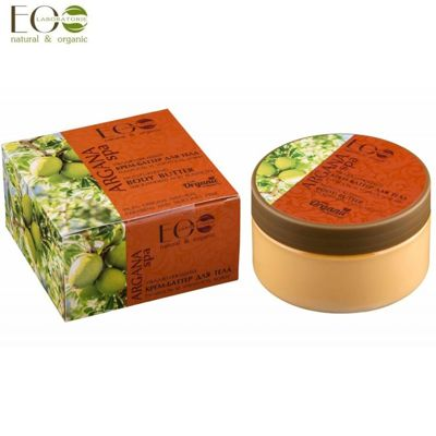 ECO Laboratorie ARGAN SPA masło do ciała 200ml