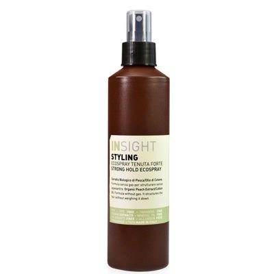 Insight Styling Strong Hold Ecospray - szybkoschnący lakier 250ml